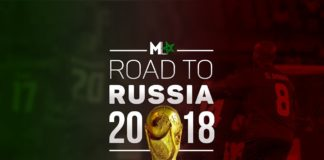 Morocco ''ROAD TO FIFA WORLD CUP RUSSIA 2018''