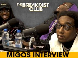 Interview Migos Return To The Breakfast Club, Talk Culture II, The Come Up More Music