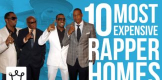 Top 10 Most Expensive Rapper Homes