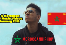 Top 5 Moroccan Rap Music Videos of January 2018