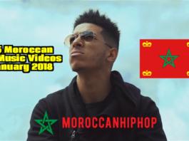 Top 5 Moroccan Rap Music Videos of January 2018