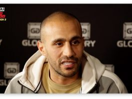 Badr Hari says Hesdy Gerges will be getting beaten up on Saturday night