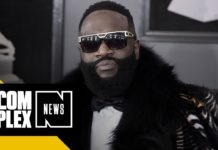 Rick Ross Reportedly on Life Support After Possible Heart Attack