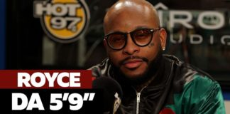 "Royce Da 5'9"" Freestyles On Funk Flex !"