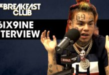 6ix9ine Interview