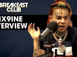 6ix9ine Interview