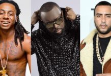 Maitre Gims feat Lil Wayne & French Montana - Corazon