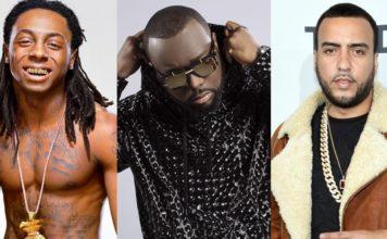 Maitre Gims feat Lil Wayne & French Montana - Corazon