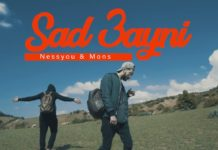 NESSYOU feat MONS - Sad 3ayni