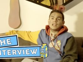 6ix9ine | The Lyrical Lemonade Interview
