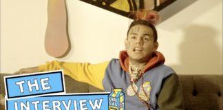 6ix9ine   The Lyrical Lemonade Interview