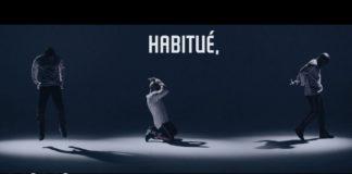 Dosseh - Habitué Lyric Video