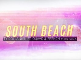 Ty Dolla $ign feat Quavo & French Montana - South Beach
