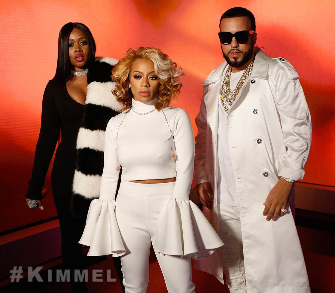 FRENCH MONTANA & REMY MA – NEW THANG