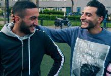 Soufiane Touzani Interviews Hakim Ziyech
