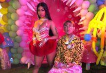 6ix9ine feat Nicki Minaj FEFE