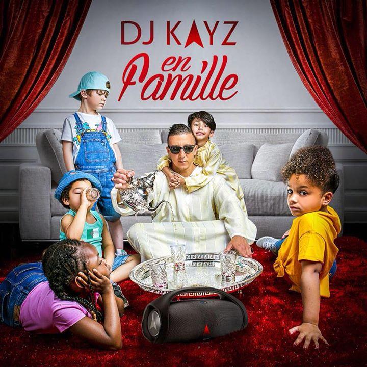 Dj Kayz En famille album