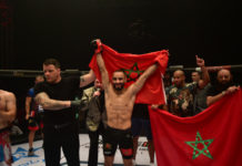 Ottman Azaitar vs Danijel Kokora Brave 14 Morocco Full Fight