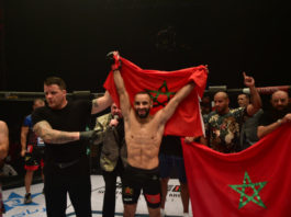 Ottman Azaitar vs Danijel Kokora Brave 14 Morocco Full Fight