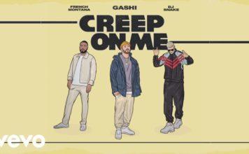 GASHI feat French Montana, DJ Snake Creep On Me