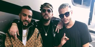 GASHI feat French Montana DJ Snake Creep On Me Video