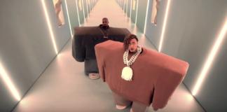 Kanye West & Lil Pump feat Adele Givens - I Love It