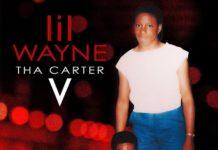 LIL WAYNE THA CARTER V ALBUM