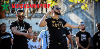 TOP 5 Moroccan Rap Videos of August 2018
