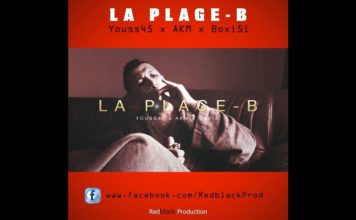 Youss45 feat AKM, Boxi5i - La Plage-B