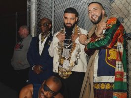 French Montana feat Drake - No Stylist official Video