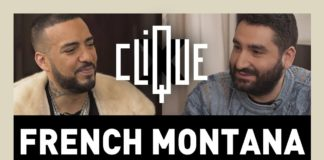 French Montana Interview Clique TV