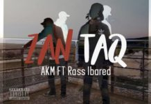 AKM feat Rass lbared ZAN TAQ