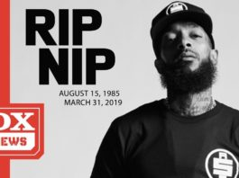 Nipsey Hussle Dead At Age 33