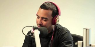 French Montana Interview at Power 106 Los Angeles