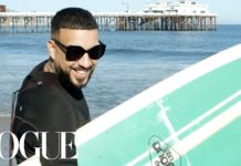 Vogue Spends 24 Hours With French Montana