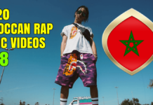 TOP 20 MOROCCAN RAP 2018