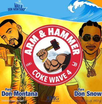 French Montana Max B Coke Wave 4 Mixtape