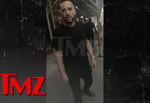 French Montana Smacks Mans Phone Who Was Following And Filming Him !