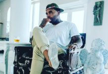 Kevin Gates Walls Talking