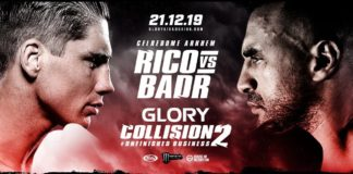 BADR HARI VS RICO VERHOEVEN Pre-Fight Press Conference COLLISION II