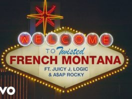 French Montana feat Juicy J Logic A$AP Rocky Twisted