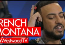 French Montana Freestyles ''Saucy'' single from his new album Montana!