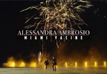 MIAMI YACINE ALESSANDRA AMBROSIO