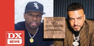 French Montana Shows Proof Of 50 Cent Being A Snitch !