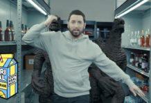 Eminem feat Juice WRLD Godzilla