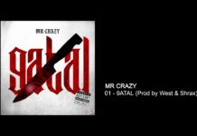 MR CRAZY 9ATAL