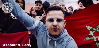 Ashafar feat Larry Medellin