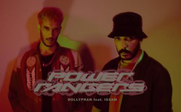 Dollypran feat Issam Power Rangers