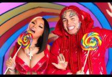 6ix9ine Nicki Minaj