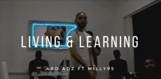 Ard Adz feat Milly95 Living & Learning